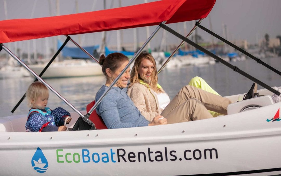 Eco-Boat-rentals-for-families-and-couples-in-San-Diego