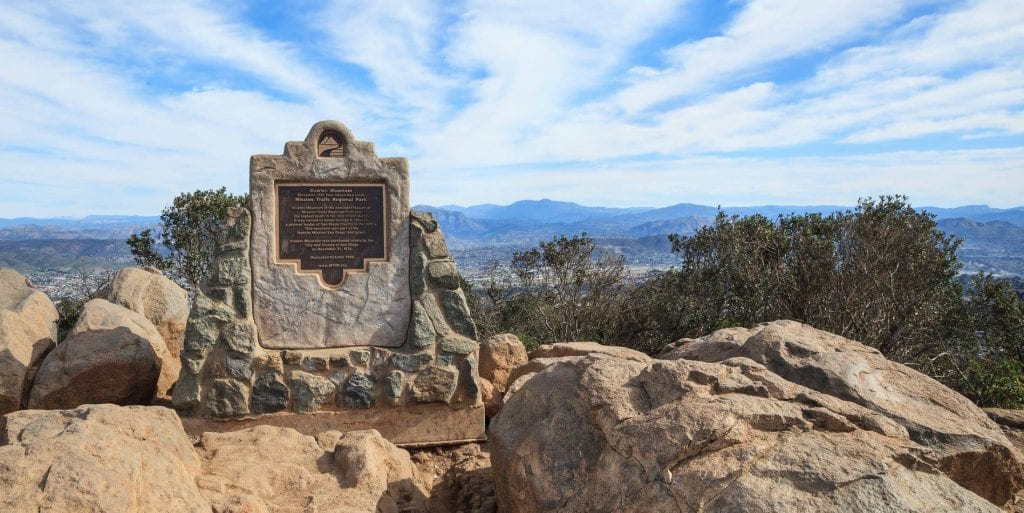Outdoor Activities In San Diego - hike Mission Trails Regional Park