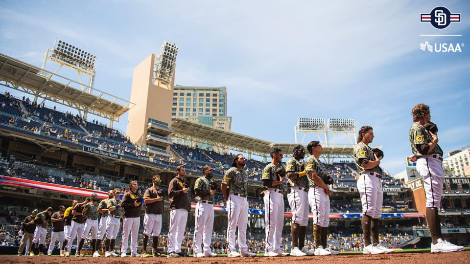 San Diego Padres game perfect activity for San Diego Father's Day