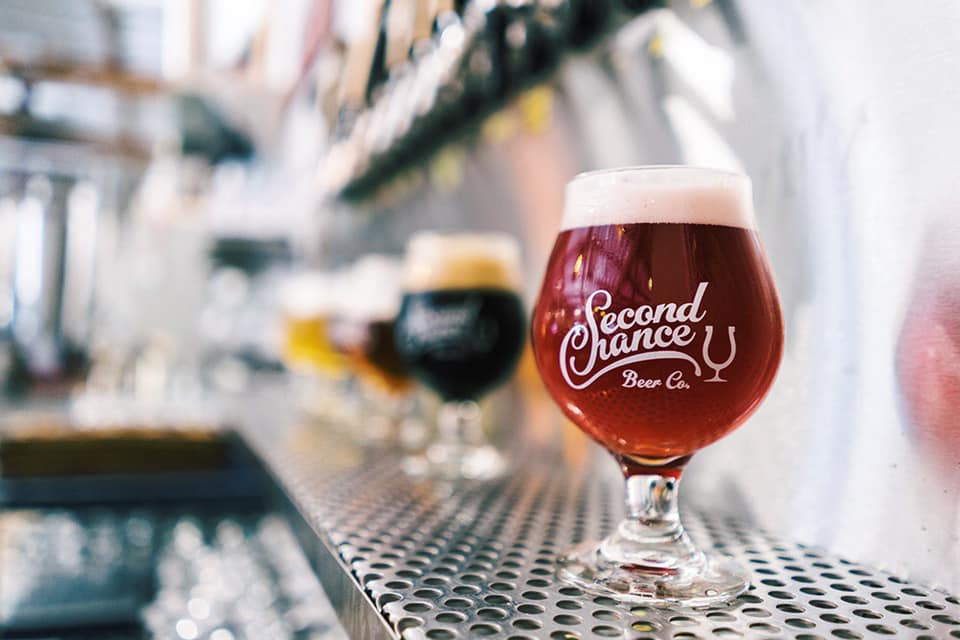 Second Chance Beer Co. San Diego Father's Day